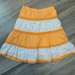 4/$25 Sonoma Knee Length Girls Skirt